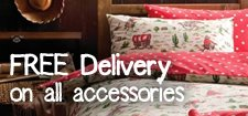 FREE Delivery on All Accessories